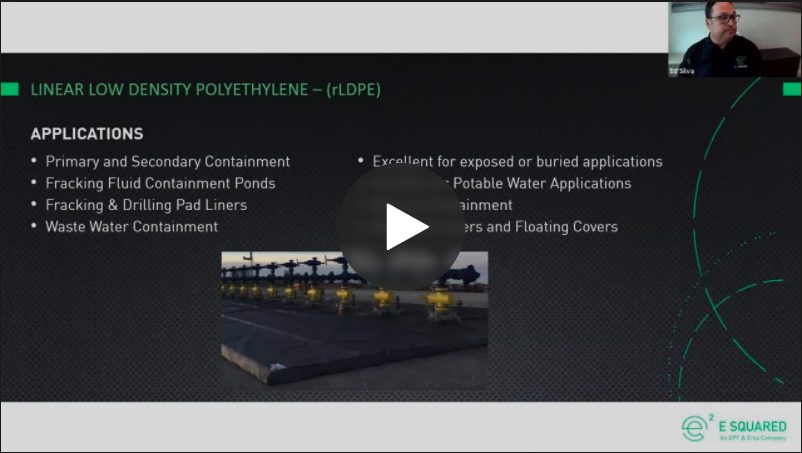 Webinar: How to determine the best geomembrane for your application